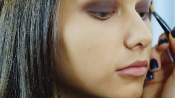 Close-up žen: kde použít make-up