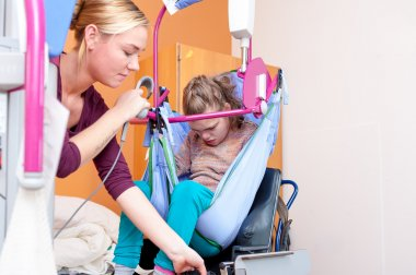 Disabled child care