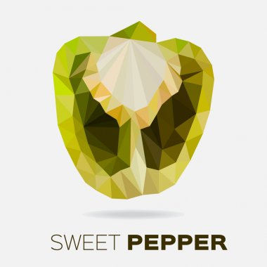 Sweet pepper.