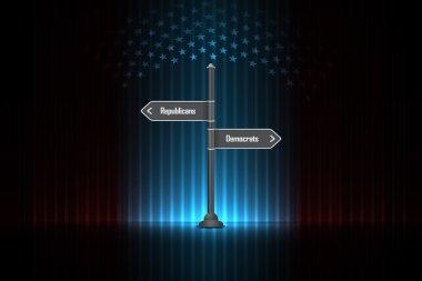Republicans or democrats - USA Presidential Election