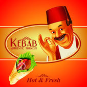 kebab premium s mužem