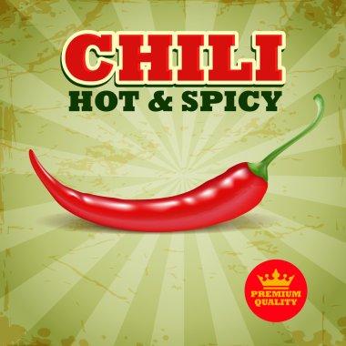 hot ,spice chili