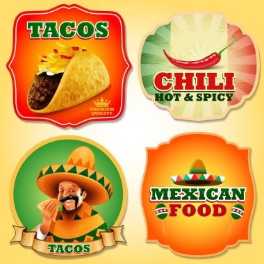 mexican food banners
