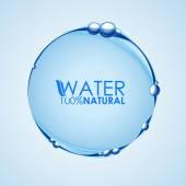 Čerstvá voda kruh