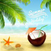 Pihenjen a nyári strand