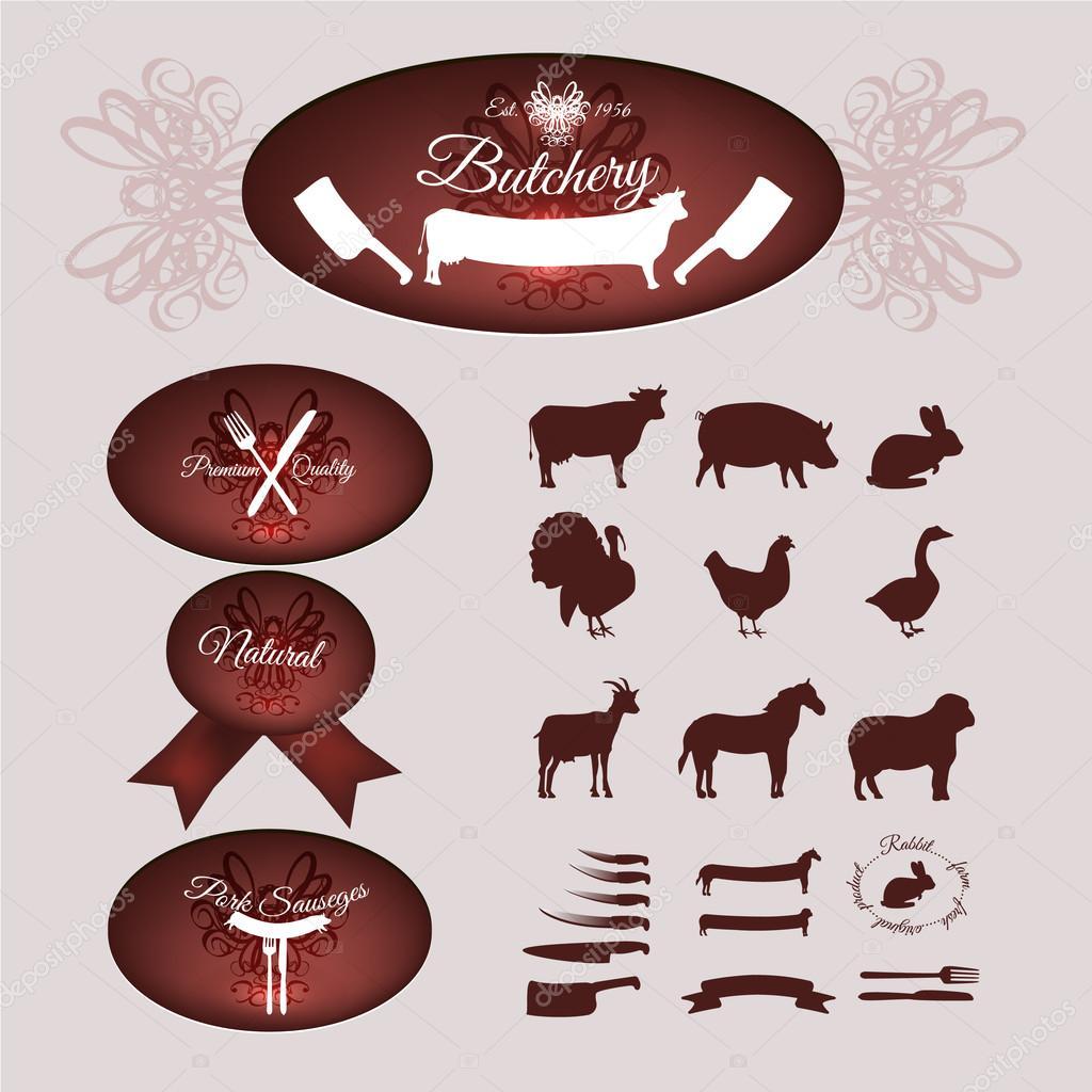 перспективы раскрывает картинки мясных логотипов действительно эта находка