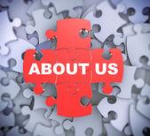 3D puzzle kousky - o nás