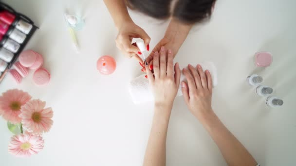 ta bort naglar