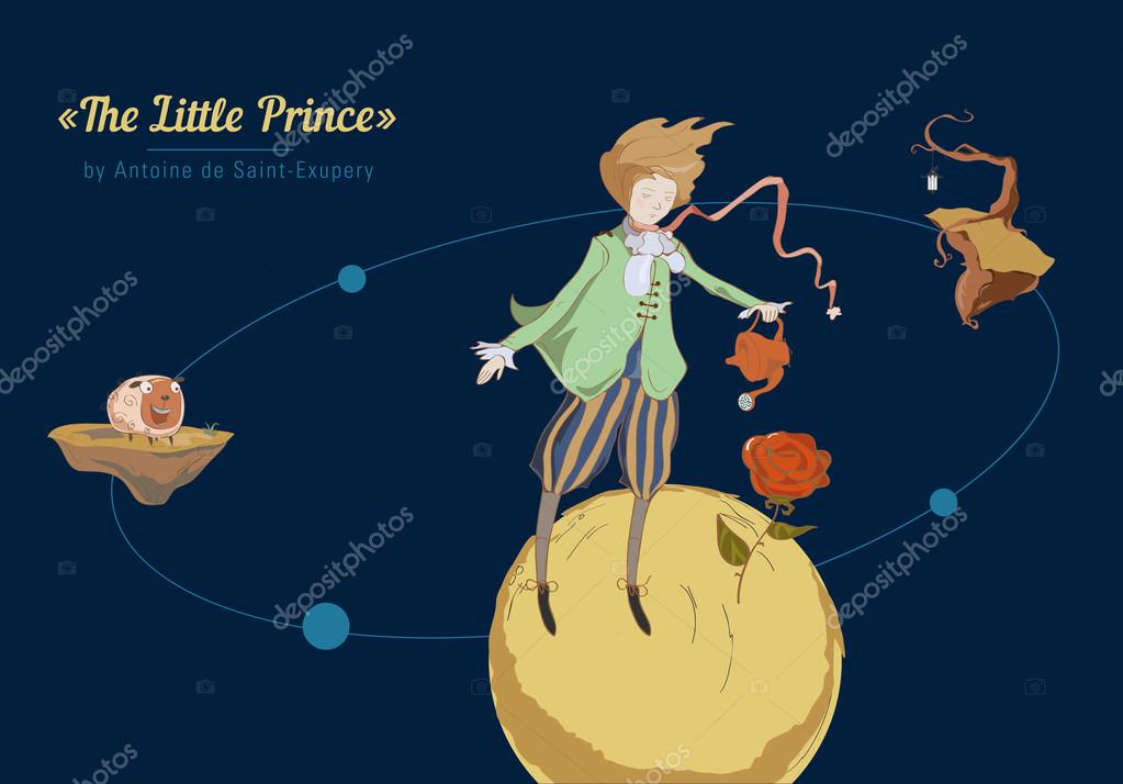 an examination of the little princes planet Land on the little prince planet located in the heart of the historical paris, stop by the little prince official store, and find over 800 quality products, in an amazing décor le petit prince store - paris.