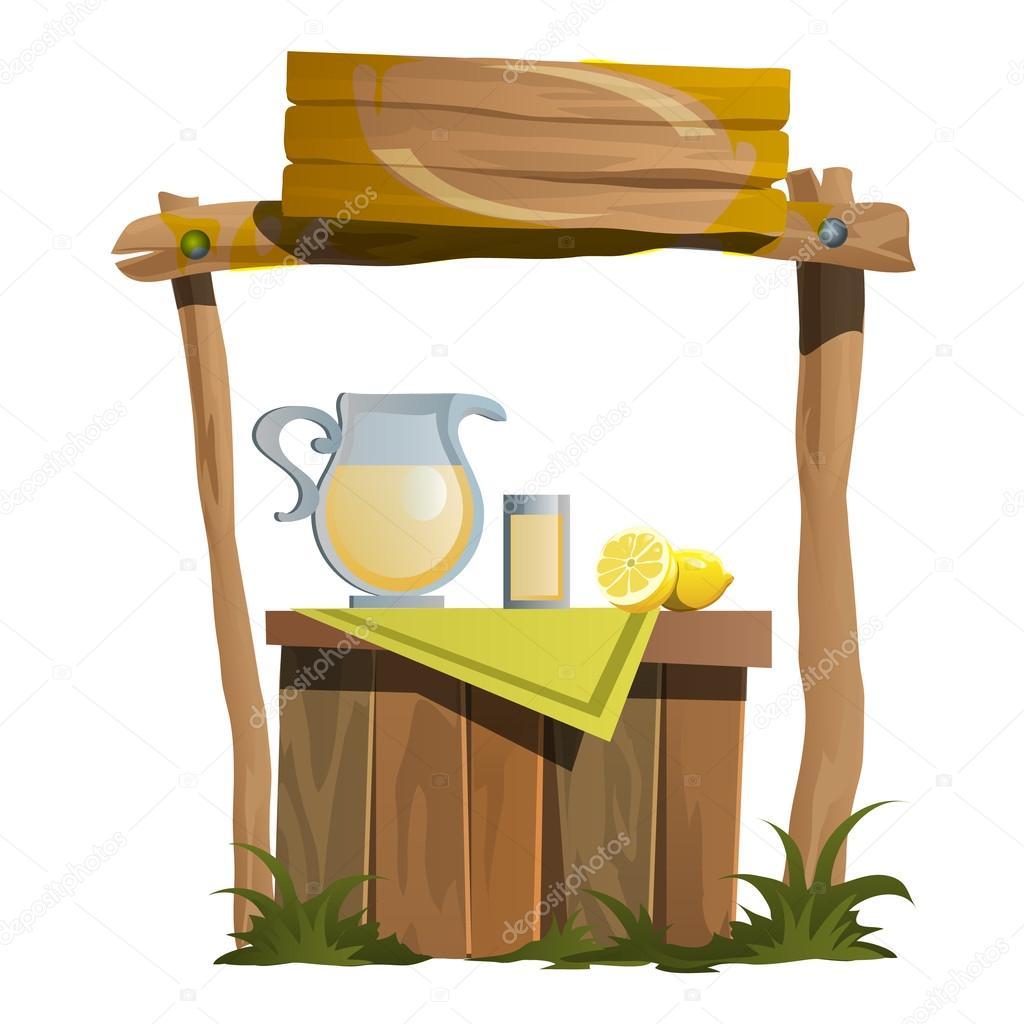 Ständer für Zubereitung und Verkauf von Zitrusfrüchten Getränke ...