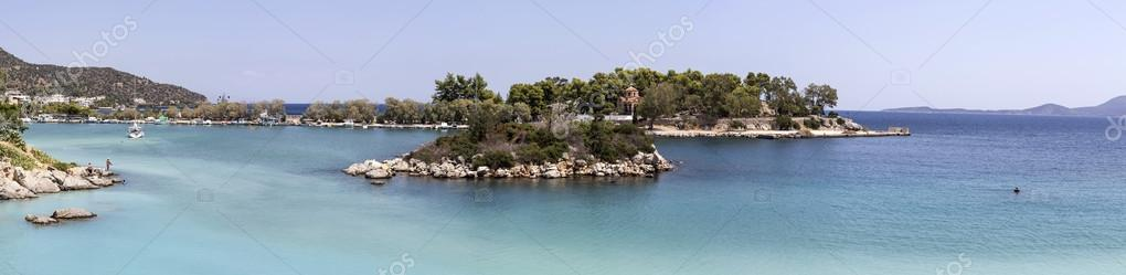 The marine landscape