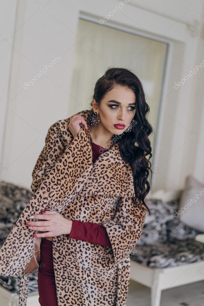 tijger bontjas