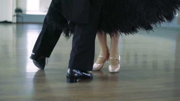Foot partners ballroom dancing