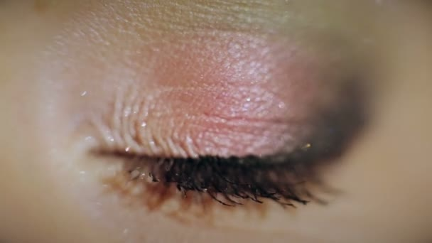 Detail ženské oko