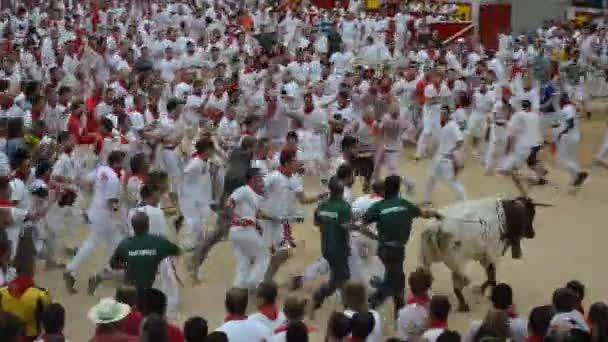 San Fermin Festivel in Pamplona