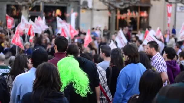 strike over economic reforms in Leon