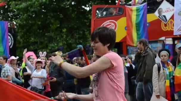 Gay Pride Parade in Dublin