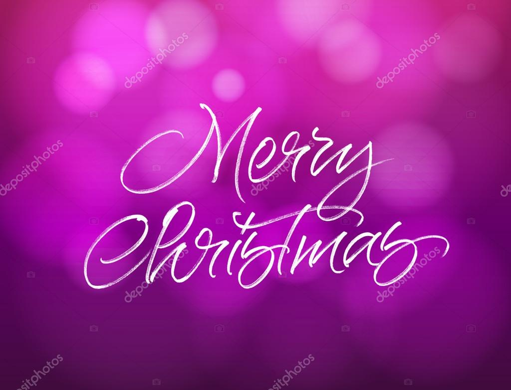 Cartoline Di Auguri Di Natale.Cartolina Di Auguri Di Natale Scritte A Mano Foto Stock C Ugina
