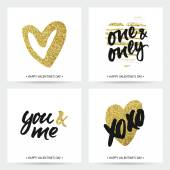 Love cards for wedding and Valentines day