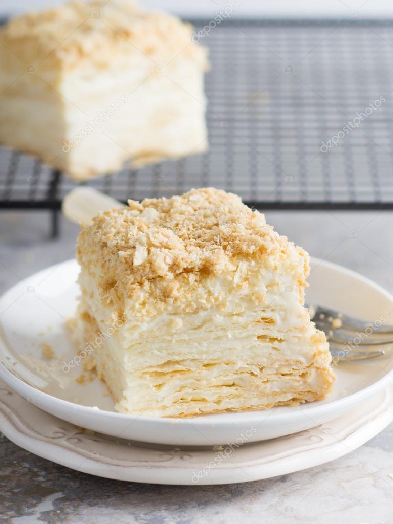 napoleon taart