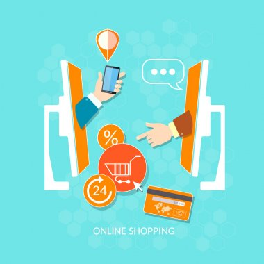 Online shop and e-commerce website