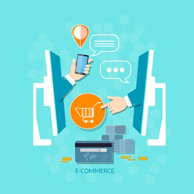E-commerce internet shopping