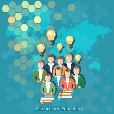 Science and education, online education