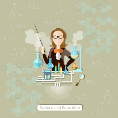 Science and Education chemistry teacher