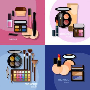 Make-up cosmetic set