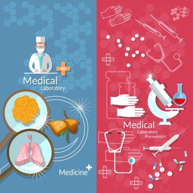 Medicine pharmaceuticals laboratory