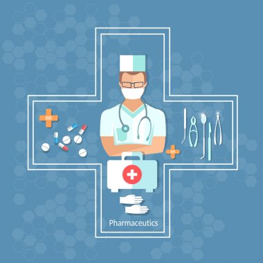 Health care and medicine doctor