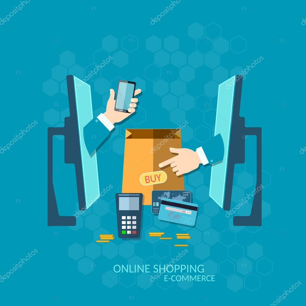 E-commerce NFC payment