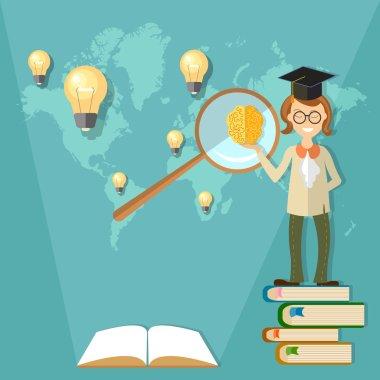 Education, international training