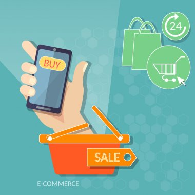 Shopping - smart phone online