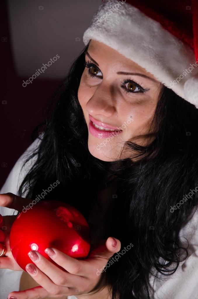 Schönheit-Weihnachtsgeschenk — Stockfoto © levrints01 #91537696