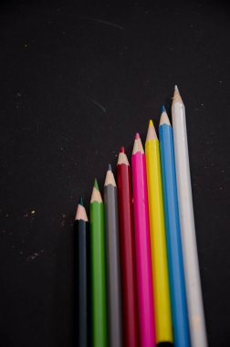 pencil write color dwaring backgrounds