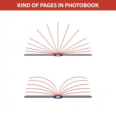 Icons of type photobooks page