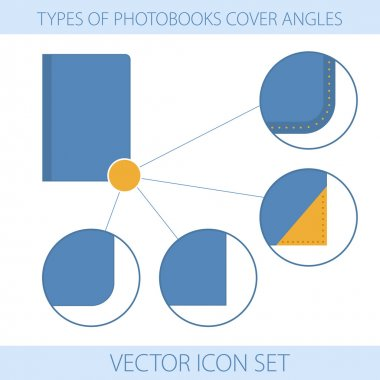 Icons of type a photobooks cover angles