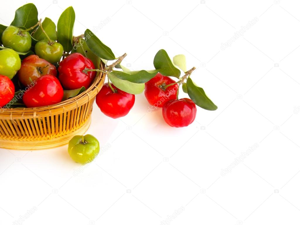 Acerola Cherry Images