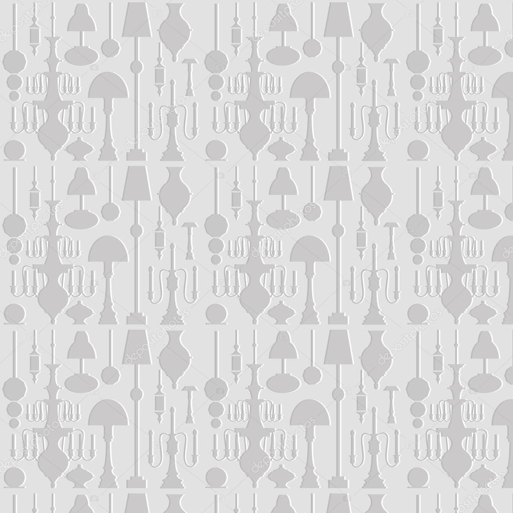 Vector set of lamps and chandeliers isolated on white background vector set of lamps and chandeliers isolated on white background template for business card and banner vetor de katytutynina reheart Gallery