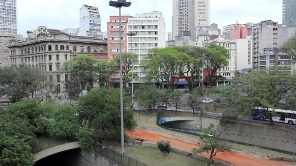 Cars in Sao Paulo City