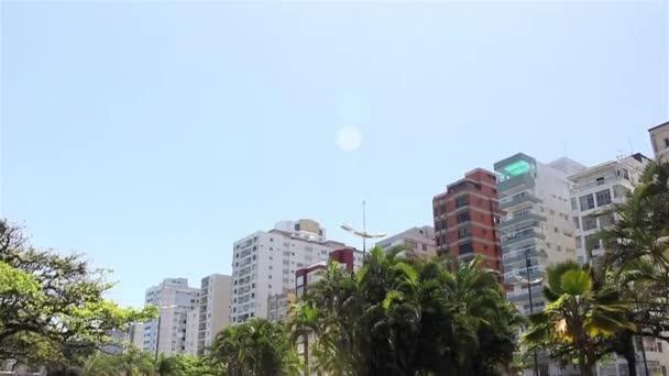 Faria Lima Street of Sao Paulo