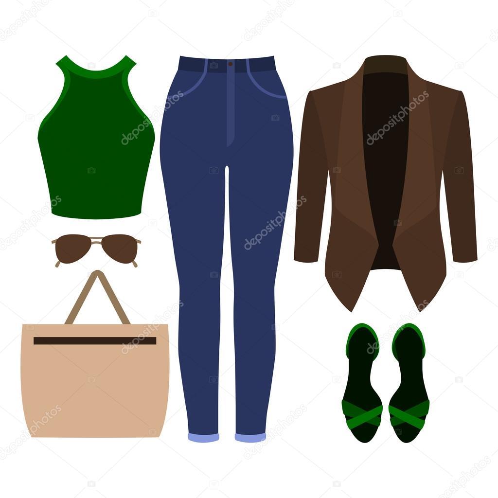9ff670c53108 Set di vestiti alla moda femminile. Vestito di giacca donna