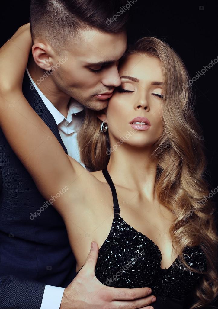 сексуальная красивая любовь