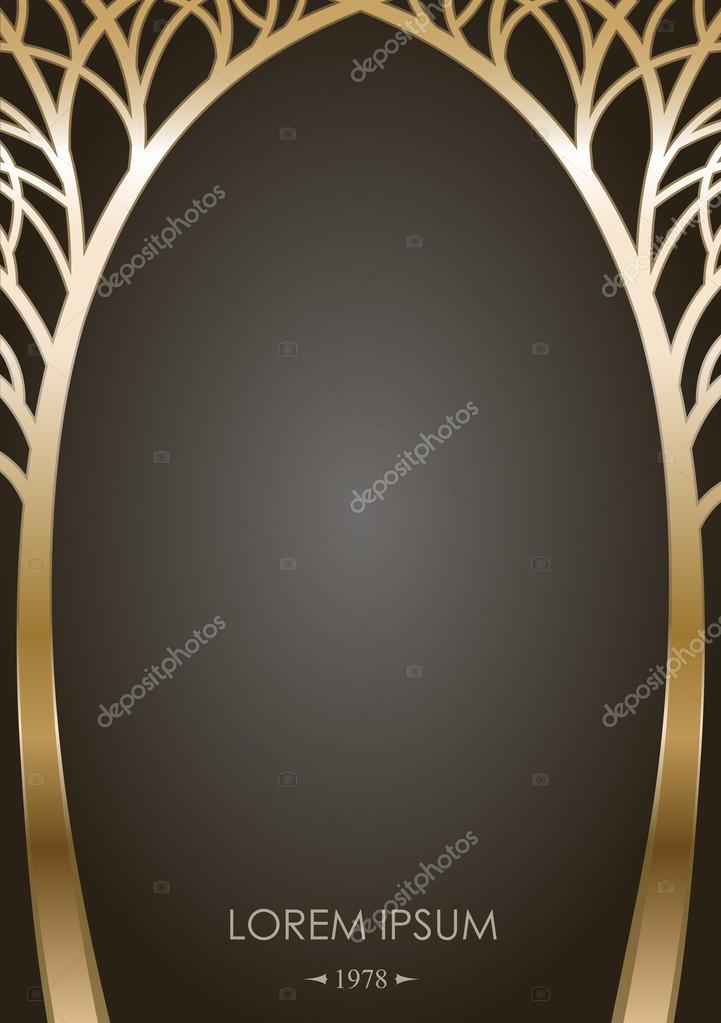 Cover of the gold tree