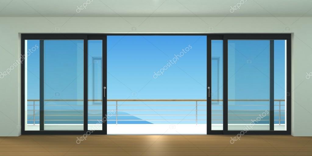 schiebet r aussen. Black Bedroom Furniture Sets. Home Design Ideas