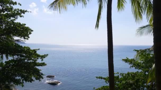 Palm Beach na ostrově Phuket