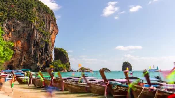 Strand der Insel Phi Phi don