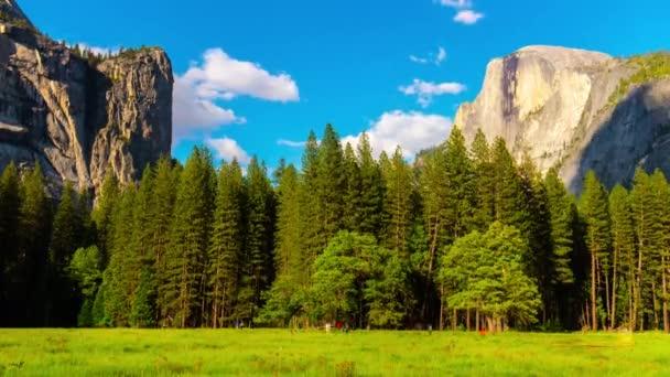 Nádherný národní Park Yosemite