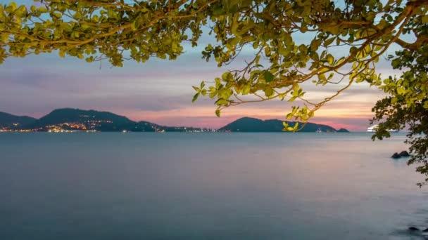Sky beach na ostrově phuket